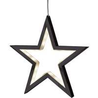 For hanging   decorative star Lucy diameter 18 cm