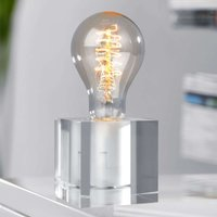 Special acrylic table lamp Cubic