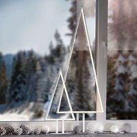 LED decorative light Pine aluminium 100 cm