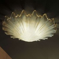 CORTINA ceiling light  handmade