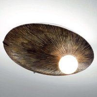 Textured designer ceiling light Etnica