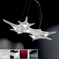 Abstract hanging light BAOBAB  white
