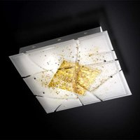 Square ceiling light Frame  E27