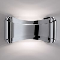 Designer wall lamp Ionica  chrome