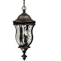 Elegant outdoor hanging light Monticelllo