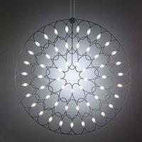 Lafra   an LED pendant light like a mandala