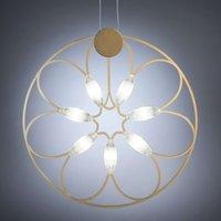 Decorative designer LED pendant light Lafra
