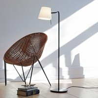 Functional designer floor lamp Elane with dimmer