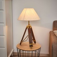 Table lamp come floor lamp MINISTATIV