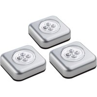 Touchlight   LED furniture light in set of 3