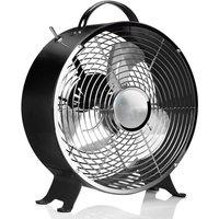 Vintage VE5966 table fan black