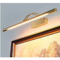 Piktura LED picture light  polished brass