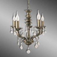 5 light exquisite chandelier Palazza