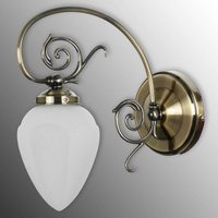 Wall light Bossa with a romantic look
