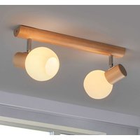 Two bulb Karin ceiling lamp