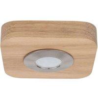 Warm white Sunniva LED ceiling light