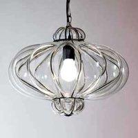 Classic hanging light SULTANO  42 cm