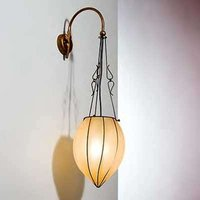 Exceptional POZZO wall light