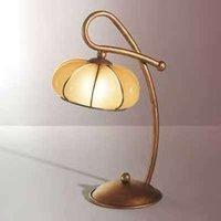 Classic LOTO table lamp  handmade