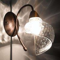 Chiocciola   an enchanting wall light