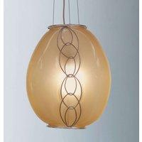 Elegant Catena hanging light   handmade
