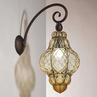 Hanging Classic wall light with cantilever