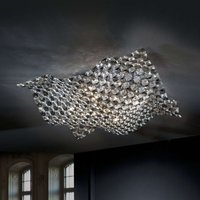 Ceiling light Saten made of crystals  56 cm