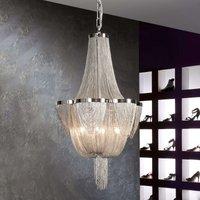 Metal hanging light Minerva