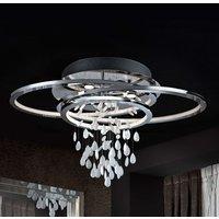 Designer ceiling light Bruma