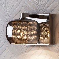 Arian glass wall light