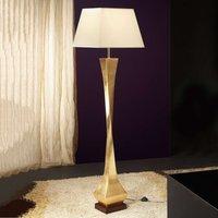 Deco   a floor lamp with an elegant design
