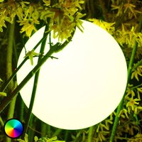 Pearl LED globe light  controllable from a mobile