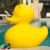 DUCK DUCK XL LED designer outdoor light  yellow
