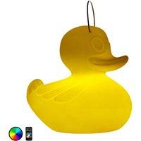 DUCK DUCK S LED designer outdoor light  yellow
