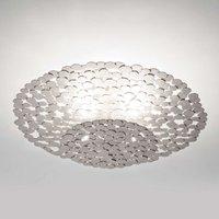 Extravagant Tresor ceiling light 45 cm  silver
