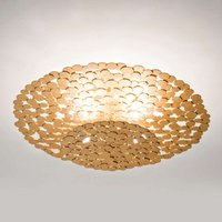 Gold plated Tresor ceiling light 45 cm  gold