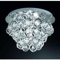 Graceful ceiling light ELEGANCE