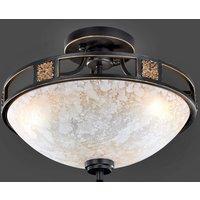 Ceiling light Caecilia with antique design  42 cm