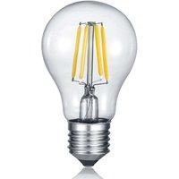 LED filament bulb E27 8 W switch dimmer  2 700 K