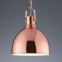 Tores hanging light  copper