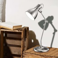 Height adjustable table lamp Keali  matt nickel