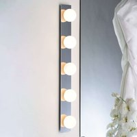 Ball light wall light BULBSTRIP  five bulb