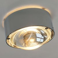 Small wall light PUK ONE  matt chrome