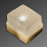 Paving stone Light Stone Concrete with LED 10 cm