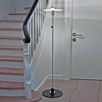 Original Bauhaus floor lamp by Gyula Pap