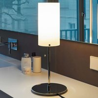 Cylindrical table lamp by Walter Schnepel