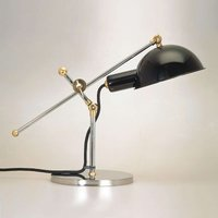 Table lamp with brass joints from 1927