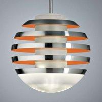 LED hanging light BULO  orange