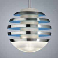 LED hanging light BULO  light blue