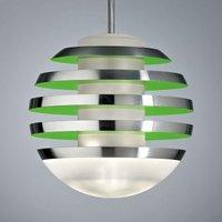 LED hanging light BULO  green